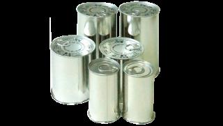 スパイス缶・3ピース食品缶
